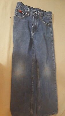 Coogi youth boys size 12 denim blue jeans FREE SHIPPING