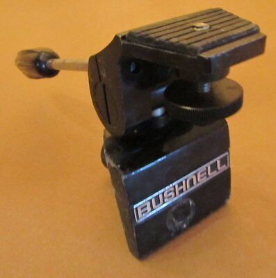 Bushnell Car Window Support Tripod Head
