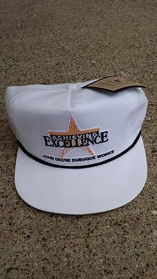 John Deere Dubuque Works Achieving Excellence Hat