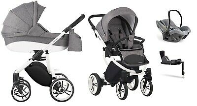 BEBETTO Holland 4in1 Stoller Pushchair Sport seat FREE SHIPPING