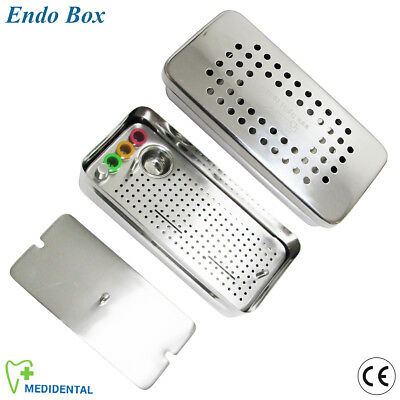 Dental PRF GRF Stainless Steel Box With Bowl and Tray SURGERY CASSETTE Trays TK