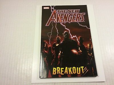 The New Avengers: Breakout TPB, Vol. 1