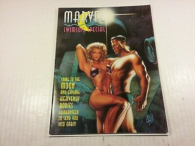 Marvel Swimsuit Special 1994, Adam Hughes Cover, VF-