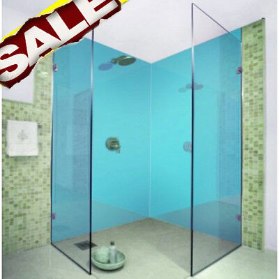 New  Style 1M Wide Shower Wall Panels Pvc Panels 2.4M X 10Mm Trick