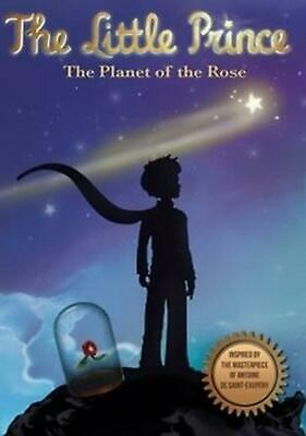 Little Prince:planet of the Rose - DVD Region 1 Free Shipping!