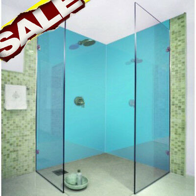 New Metalic  1M Wide Shower Wall Panels Pvc Panels 2.4M X 10Mm Trick