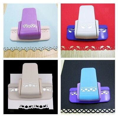 Bookmark Border Punch Paper Edger Craft Tool Embossing Paper Edge Decoration