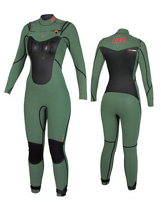 Jobe Impress Mistress 3/2mm Full Suit WOMEN Gr XL Neopren Surf Kite Anzug G-7-N2