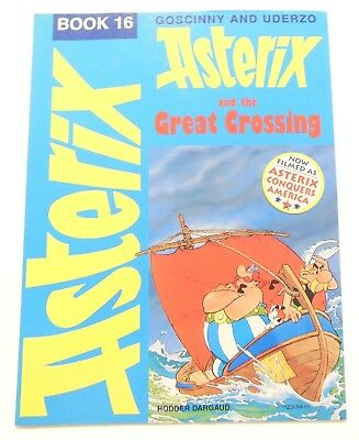 Asterix and the great crossing by Ren Goscinny (Paperback / softback)