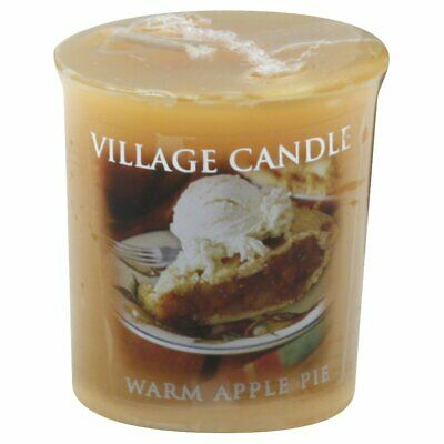Vc Votive Wrmapplepi,Size EA,Pack of 24,by Village Candle