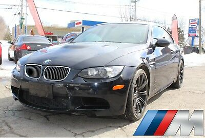 BMW: M3 BMW M3 coupe E92 manual 6 speed