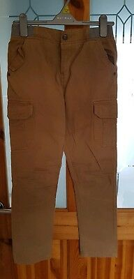 Mantaray boys chino trousers age 11