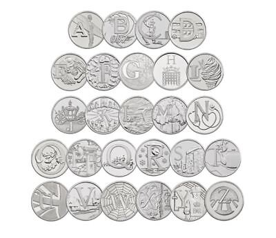 2018 UK 10p Early Strike Uncirculated Coin - Great British Coin Hunt