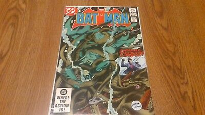 Batman #357 (Mar 1983, DC) First Appearance of Jason Todd Killer Croc. KEY Issue