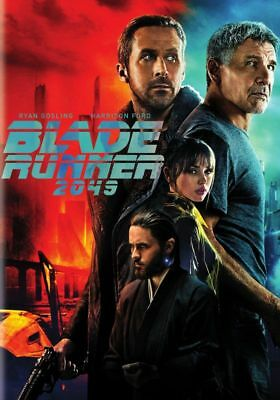 Blade Runner 2049 (DVD, 2018) New sealed Free Shipping!