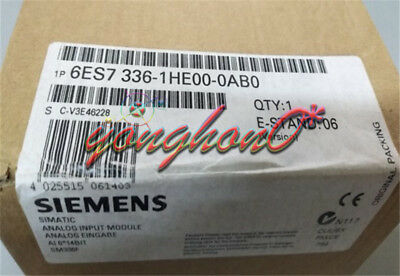 Siemens New PLC Module 6ES7336-1HE00-0AB0 IN BOX