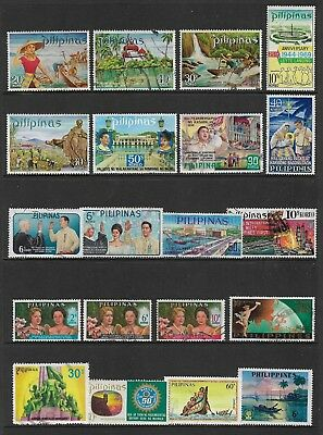 PHILIPPINES mixed collection No.14