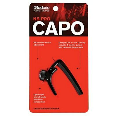 Planet Waves by D'Addario PW-CP-02 NS Capo