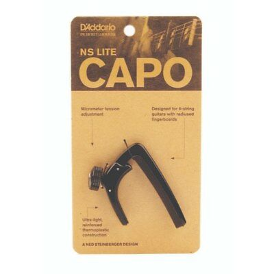 Planet Waves by D'Addario PW-CP-07 NS Capo Lite