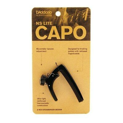 Planet Waves by D'Addario PW-CP-16 NS Classical Capo Lite