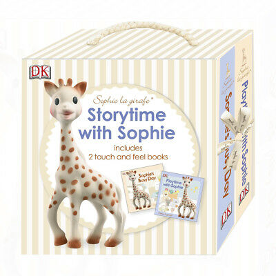 Storytime with Sophie: Includes 2 Touch and Feel 2 Books Collection Pack Set NEW