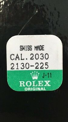 Rolex Cal-2030/2130 , Genuine Setting Lever Spring Part-225 In Packing