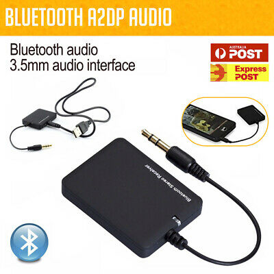 Bluetooth 3.5mm A2DP Stereo Receiver TV Speaker Audio Adapter Dongle