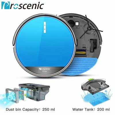 Proscenic 811GB WIFI Vacuum Cleaner Robot Auto Robotic Dry Wet Floor Carpet Mop