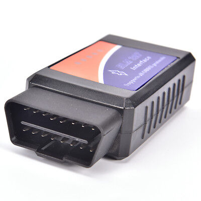 ELM327 Bluetooth OBD2 OBDII Car Diagnostic Scanner Code Reader Tool for IOS FO
