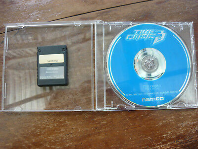 Time Crisis 3    Namco system 246 disc and dongle.