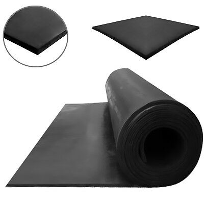 EPDM Rubber Sheet Sheeting Garage Flooring Weather Resistant Rolls 10Mx1.4MWidth
