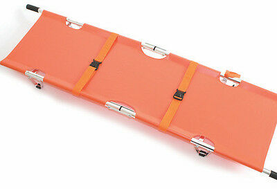 Folding Stretcher with case