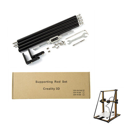 Supporting Rod Set For Creality 3D CR-10 CR-10S 300*300*400mm 3D Printer DIY Kit