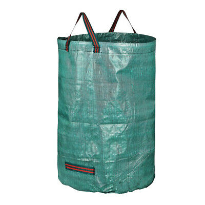 Large Garden Waste Bag Rubbish Sack Waterproof Heavy Duty Reusable 45x 76cm