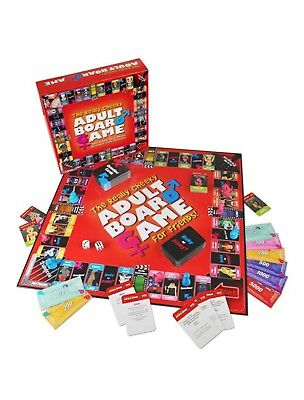 The Really Cheeky Adult Board Game For Friends | Fun Party Game