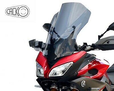 Puig 7646F Windshield Touring for Yamaha MT-09 Tracer 15-17