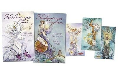 Shadowscapes Tarot [With Paperback Book] by Law, Stephanie Pui