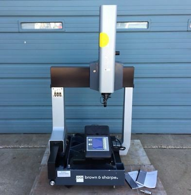 Brown and Sharpe Reflex Gage 2000 CMM Coordinate Measuring Machine
