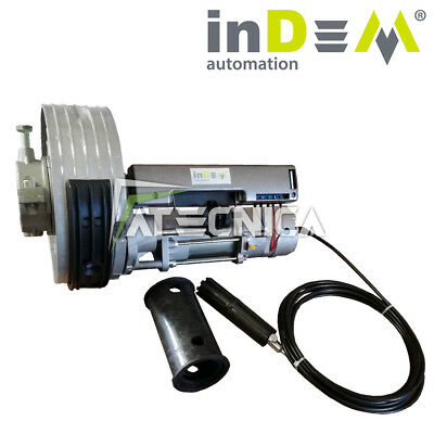 Engine universal for shutter with electric brake 180 Kg D 200 60-48 FAAC BFT ACM