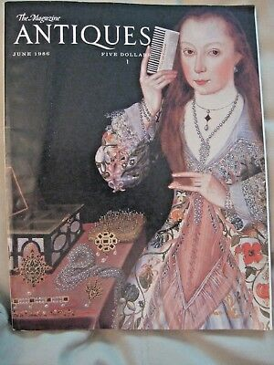 The Magazine Antiques - June 1986 - Elizabeth Vernon, Silver from Chester