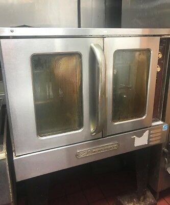 Southbend Convection Oven Natural Gas with Stand,  Working Condition