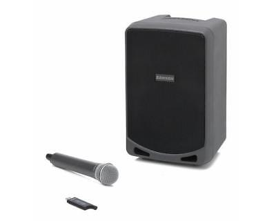 Samson XP106W Portable 100W PA with Bluetooth Microphone - Repack