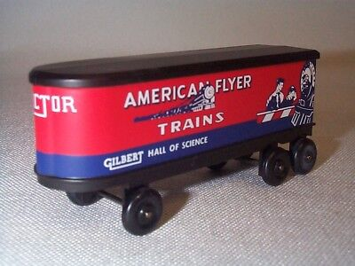 American Flyer PA148063 Trailer Gilbert Hall of Sc for 25033 Piggy Back Unloader