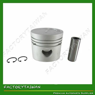 Piston Set STD for Mitsubishi K4E (100% Taiwan Made)
