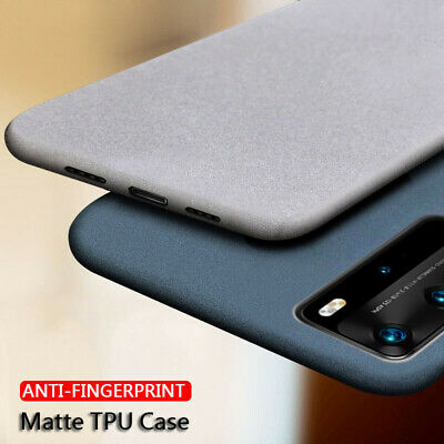 For Huawei P30 P20 Pro/Plus/Lite Hollow Heat Dissipation Slim Hard Case Cover