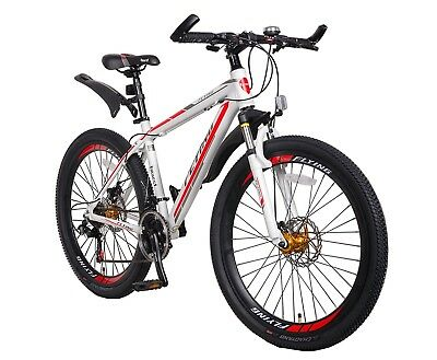 Mars Sales! Flying 21 speeds Mountain Bikes Bicycles Aluminium Frame Shimano Dis
