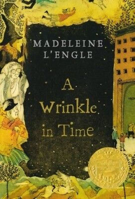Fast Shipping! A Wrinkle In Time Time Quintet 1 Madeleine LEngle Paperback