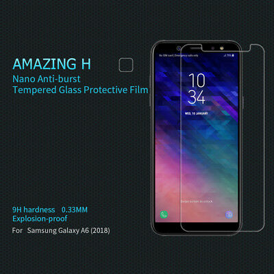 For Samsung Galaxy A6(2018) Nillkin 9H 0.33mm Tempered Glass Screen Protector