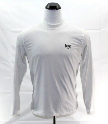 Mens shirt short sleeves brand Everlast sport new with tags color gray