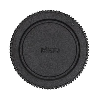 UN Micro Four Thirds Lens Rear Cap Deep Black UNX - 8541